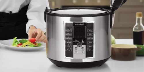 COMFEE' 5.2 Quart Multi-Cooker Only $29.99 Shipped on Amazon (Regularly $60)