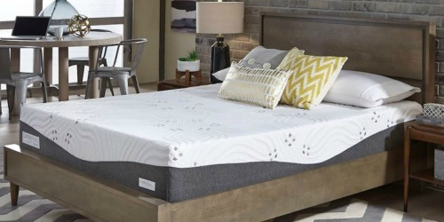 ComforPedic Beautyrest Memory Foam Mattress as Low as $152 Shipped + Earn $30 Kohl's Cash