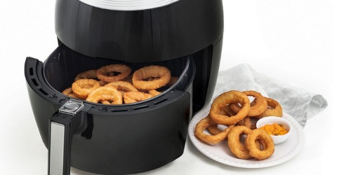 Cooks Air Fryer Only $46.99 After JCPenney Rebate (Regularly $200)