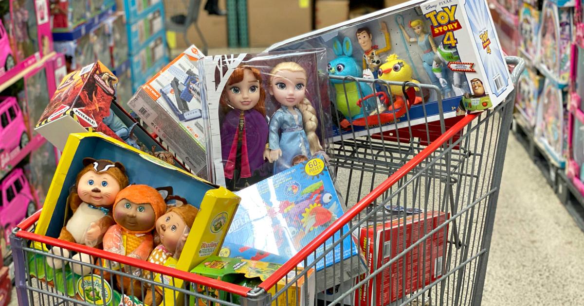 Costco Holiday toys