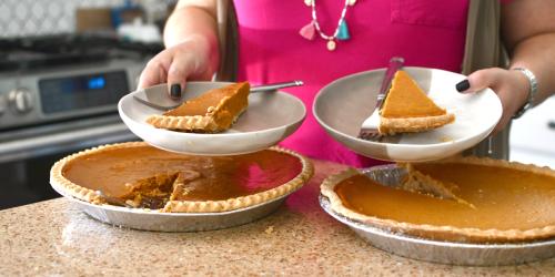 Costco Vs. Sam's Club – Who Has the Best Pumpkin Pie?