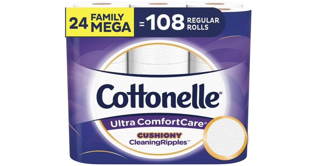 Cottonelle Ultra ComfortCare