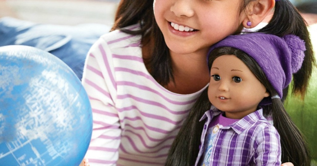 Create Your Own AG doll