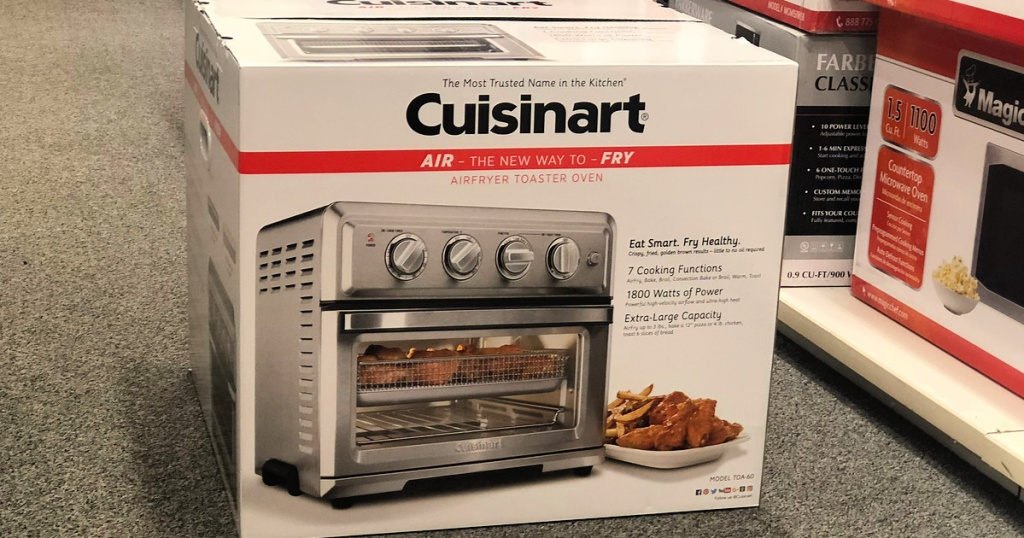 Cuisinart Convection Toaster Air Fryer