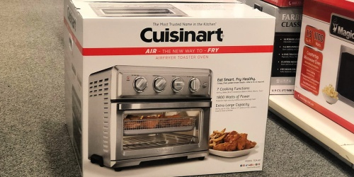 Cuisinart Convection Toaster Air Fryer Only $136.99 Shipped (Regularly $200)