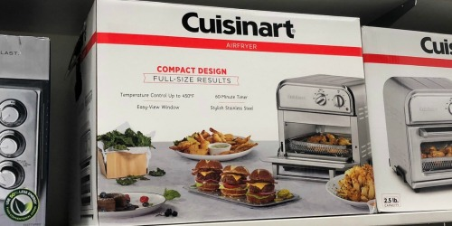 Cuisinart Air Fryer Only $59.99 Shipped (Regularly $100)