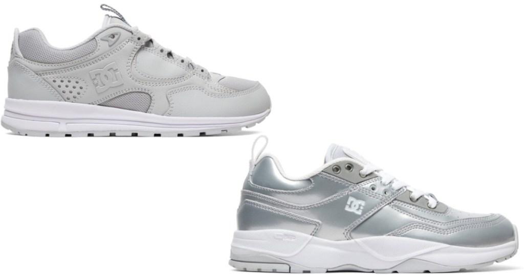 two dc women's shoes