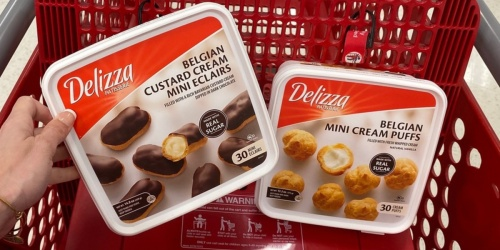 High Value $2/1 Delizza Desserts Coupon