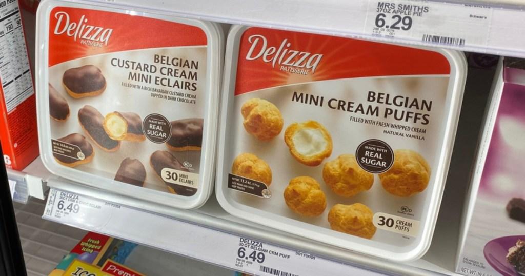 Delizza Desserts in Target
