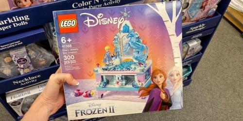 20% Off LEGO Disney & Star Wars Sets + FREE Shipping for Kohl's Cardholders + Earn Kohl's Cash
