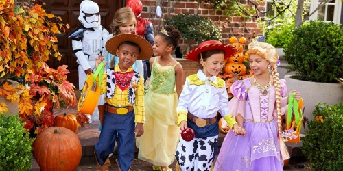 FREE Haunted Halloween Party at Disney Stores