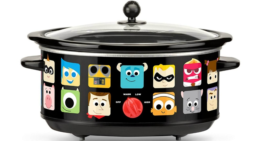 Disney Pixar slow cooker