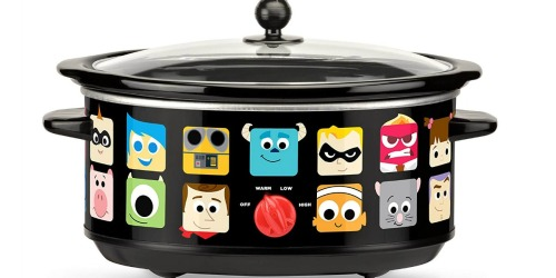 Disney Pixar 7-Quart Slow Cooker Only $24.94 (Regularly $35+) | Fun Gift Idea