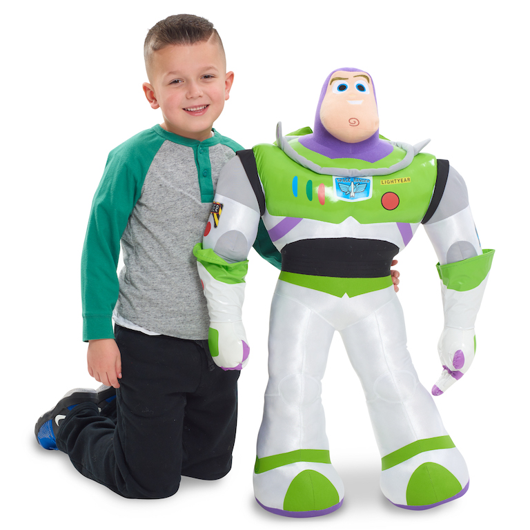 Disney Pixar's Toy Story 4 Gigantic Plush Buzz Lightyear