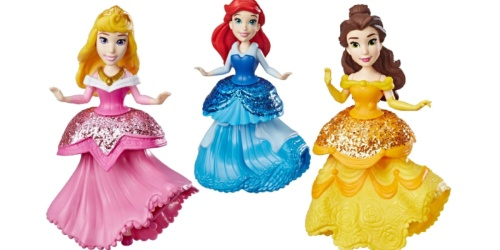 Disney Princess Doll with Royal Clips Fashion Only $2.49 Shipped (Regularly $5)