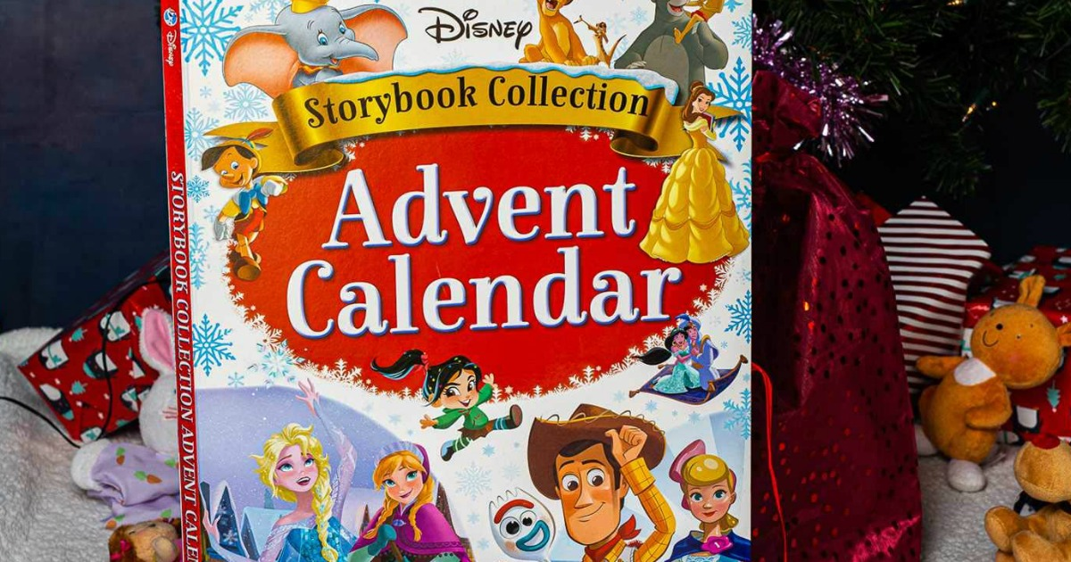 Disney Storybook Collection Advent Calendar **FREE AND FAST DELIVERY **