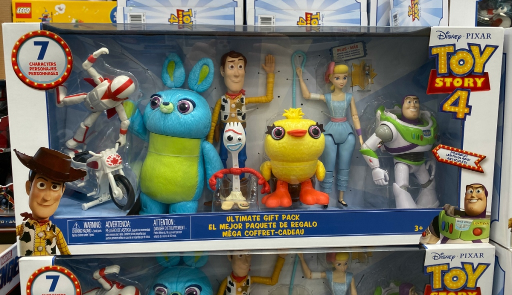 Disney Toy Story 4 Ultimate Gift Pack