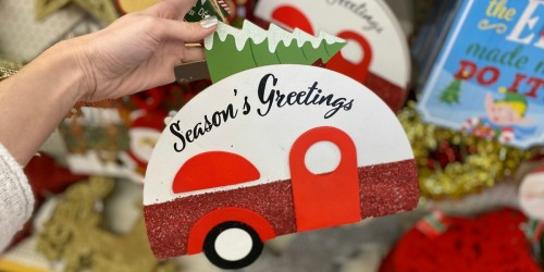 Dollar Tree Christmas Items Have Arrived | $1 Wall Decor, Cookie Tins, & More