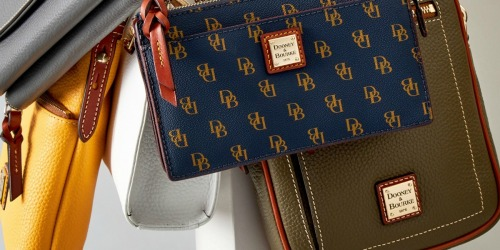Dooney & Bourke Handbags Only $99 Shipped (Regularly up to $248)