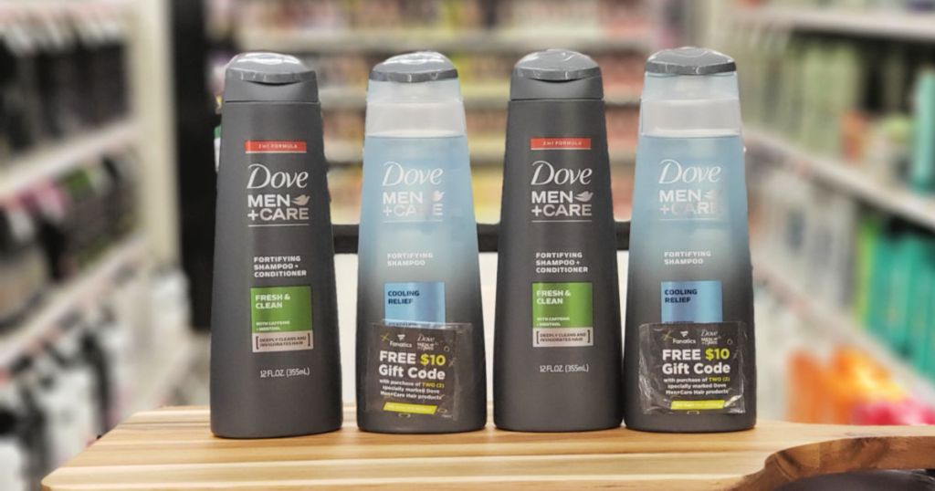 Dove Men+Care at Target