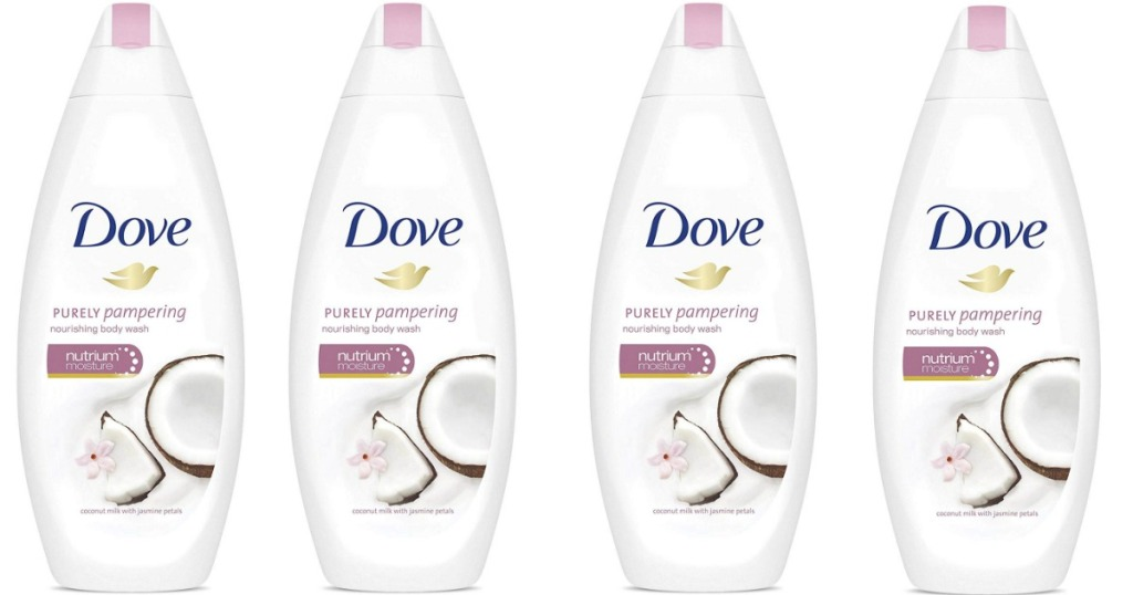 Dove Purely Pampering Body Wash