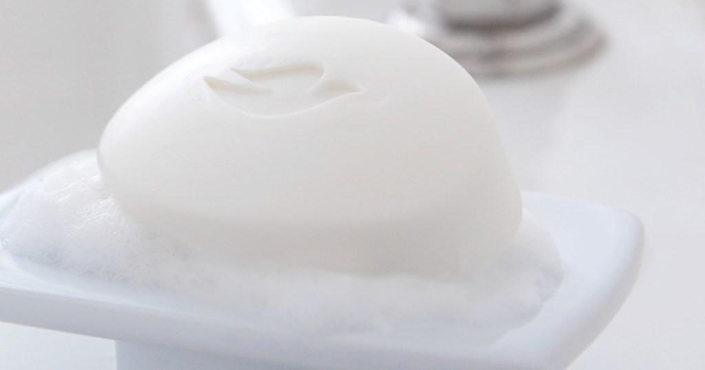 Bar of Dove Soap