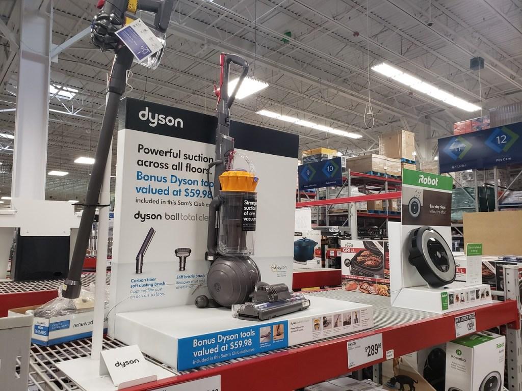 Dyson Ball Total Vacuum