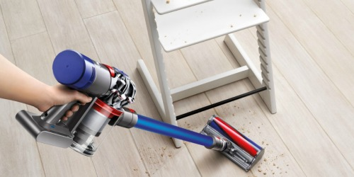 Dyson V7 Cordless Vacuum Cleaner AND Bonus Tools Kit Just $199.99 Shipped (Over $400 Value)