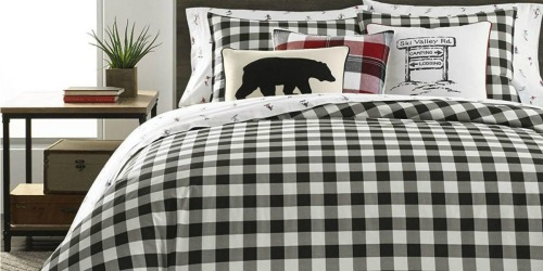 Over 50% Off Eddie Bauer Bedding Sets at The Home Depot