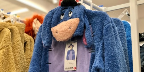 30% Off Union Suits for the Family at Target | Frozen, Winnie the Pooh, ELF & More