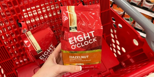 Eight O' Clock 12oz Bagged Coffee Only $2.99 at Target | In-Store & Online