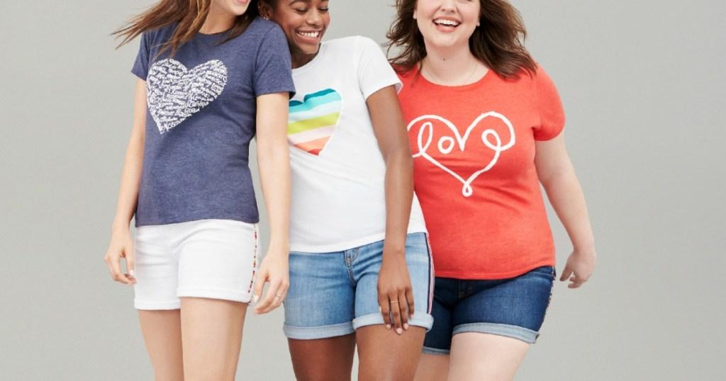 Ellen Degeneres Love Shirt