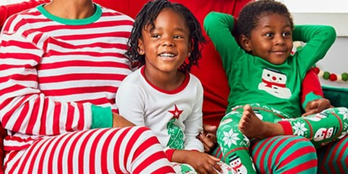 Up to 70% Off Matching Holiday PJs for the Whole Family on Zulily