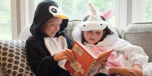 30% Off Pajama Onesies at Amazon | Unicorns, Dinosaurs, Bunnies & More