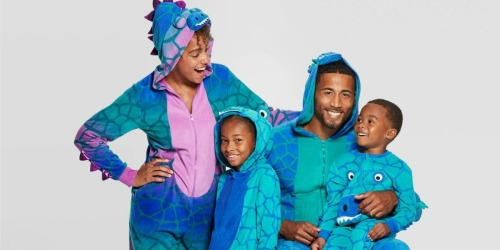 Up to 50% Off Matching Family Pajama Onesies at Target