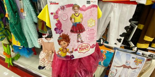 Up to 65% Off Halloween Costumes for The Whole Family at Target