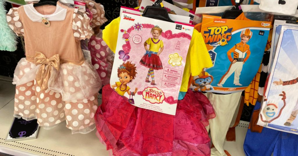 Fancy Nancy Girls Costume Only 2 99 At Walmart Com More Hip2save