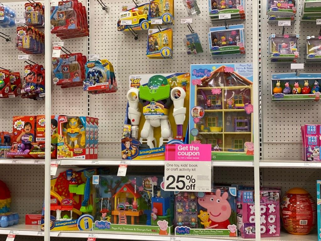 Fisher Price Buzz Lightyear Robot