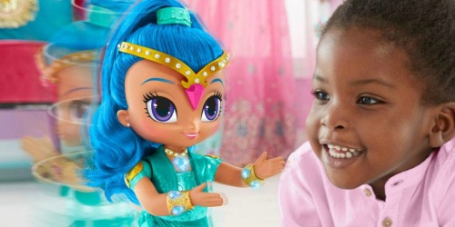 Nickelodeon Shimmer & Shine Wish & Spin Doll Only $9 on Amazon (Regularly $39)