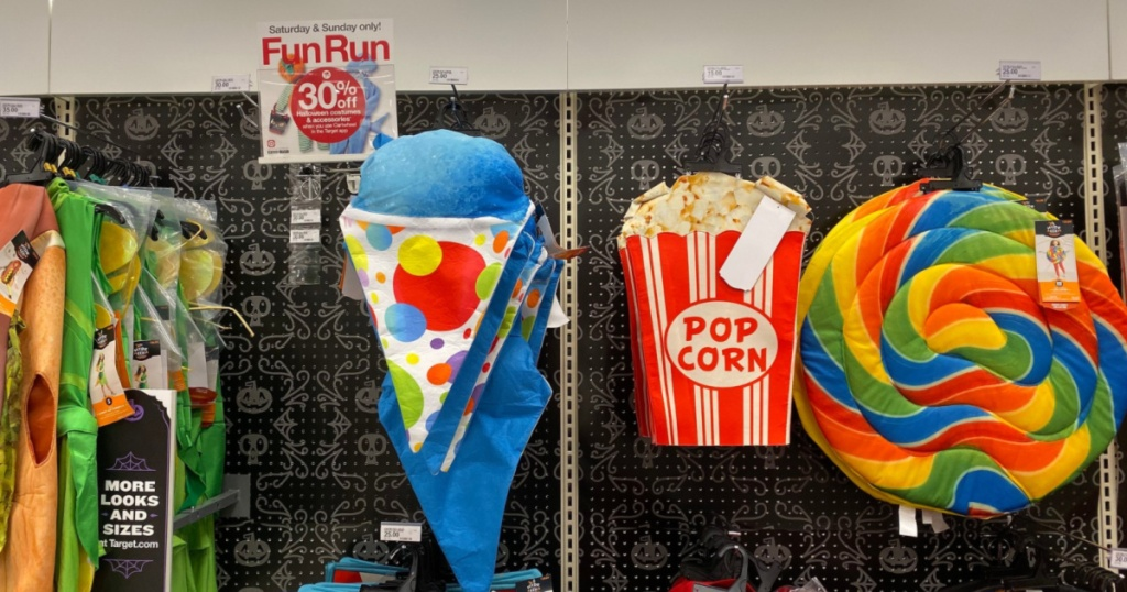 food themed halloween costumes at target