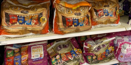 Frito-Lay 18-Count Variety Packs Just $4.52 Each at Target | Great for Lunches or Class Parties