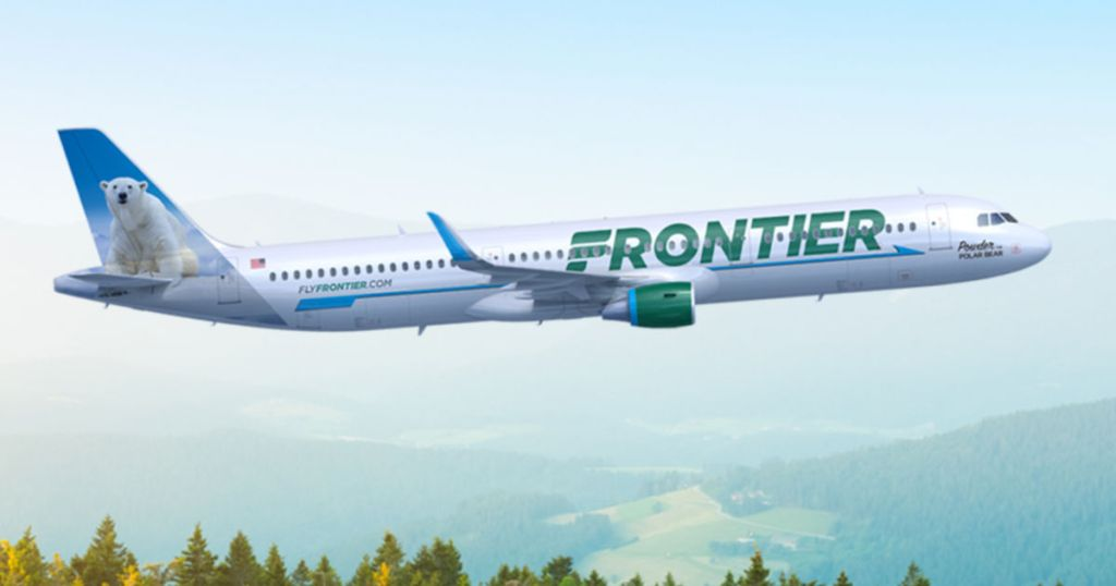 One Way Flights >> 20 One Way Flights On Frontier Airlines Hip2save
