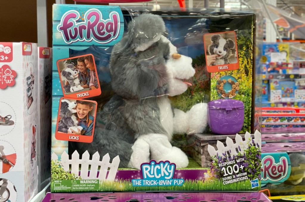 FurReal Ricky the Trick-Lovin' Pup