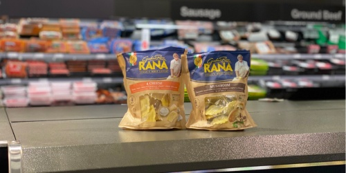 New Giovanni Rana Coupons = Over 35% Off Refrigerated Pasta at Target