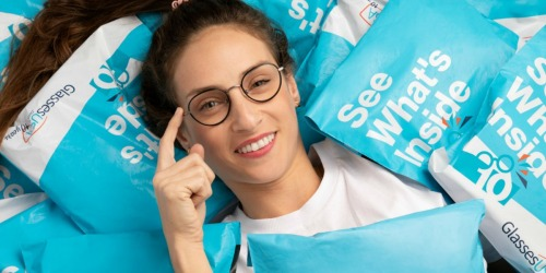 50% Off Prescription Glasses AND Free Shipping at GlassesUSA