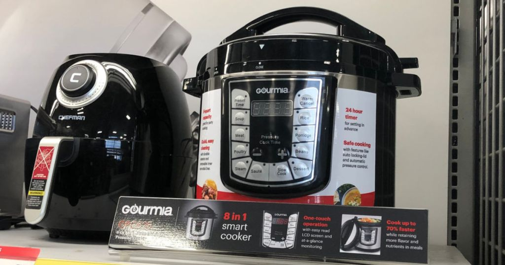 Gourmia Pressure Cooker at Best Buy