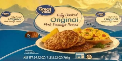 Frozen Meat Recalled from Walmart Due to Possible Salmonella Contamination