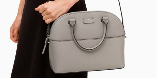 Kate Spade Grove Street Satchel Only $79 (Regularly $359) + More