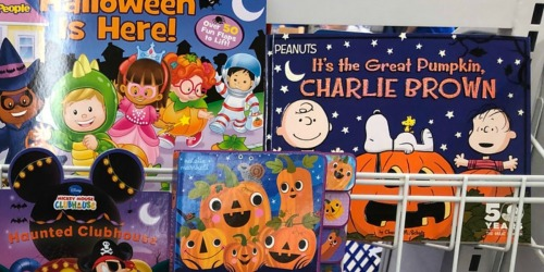Up to 30% Off Halloween Books at Target | Disney, Little Blue Truck & More