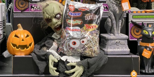 Mars Halloween Candy 400-Count Bag Only $15.94 at Target | Just 4¢ Per Piece